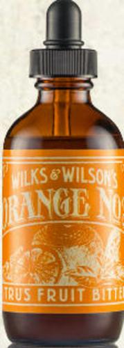 Wilks & Wilson Orange Bitters Perspective: front