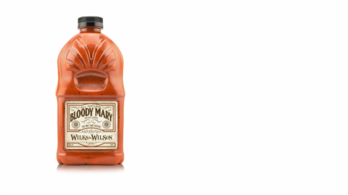 Wilks & Wilson All Natural Bloody Mary Perspective: front