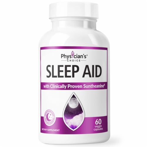 Physician's Choice Sleep Aid Dietary Supplement Perspective: front