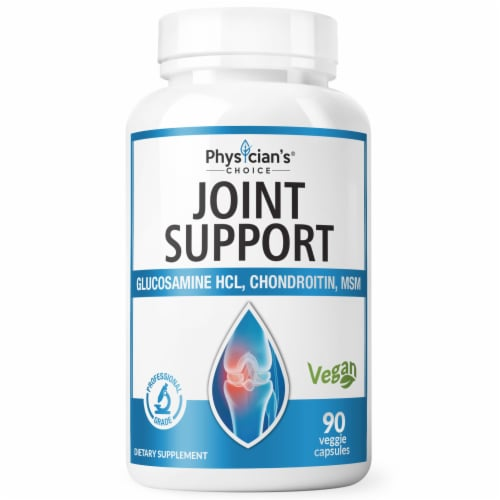 Physician's Choice Joint Support Dietary Supplement Perspective: front