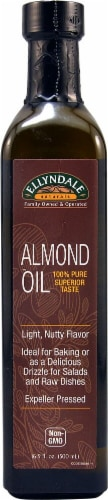 NOW Foods  Ellyndale Naturals Almond Oil Perspective: front