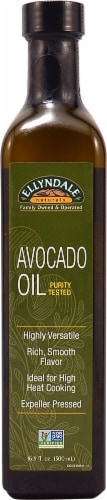 NOW Foods Ellyndale Naturals Avocado Oil Perspective: front