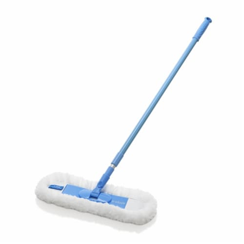 E-Cloth  Microfiber  Floor and Wall Duster  17.5 in. W x 61 in. L 1 pk - Case Of: 5; Each Perspective: front
