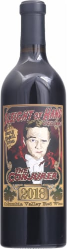 Sleight of Hand The Conjurer 2015 Columbia Valley Red Wine Perspective: front