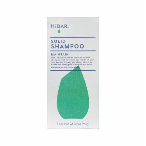 HiBAR Maintain Shampoo Perspective: front