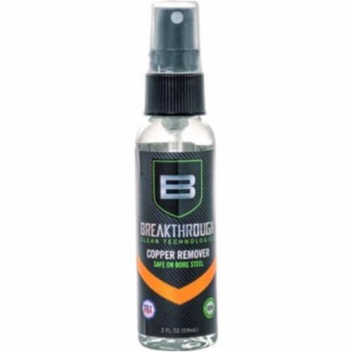 Breakthrough Clean Technology 1703708 Copper Remover Pump, 2 oz Spray Bottle Perspective: front