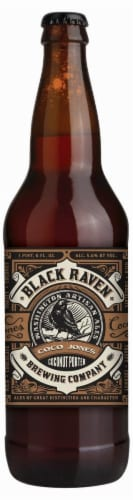 Black Raven Coco Jones Coconut Porter Perspective: front