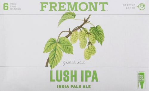 Fremont Lush IPA Perspective: front