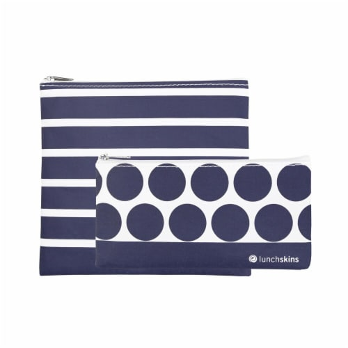Lunchskins  Reusable Zippered Perspective: front