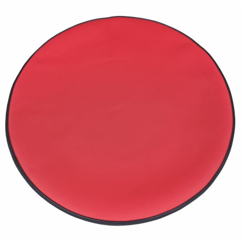 Simple Living Solutions Tree Mat - Red Perspective: front