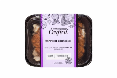 Performance Kitchen Crafted Butter Chicken Perspective: front