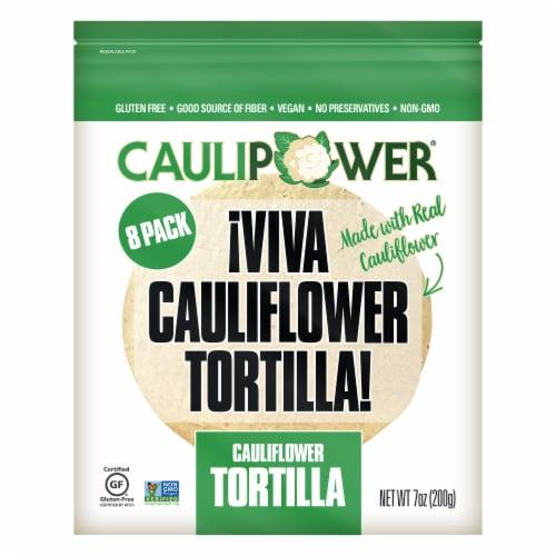 Caulipower Viva Cauliflower Tortilla Perspective: front