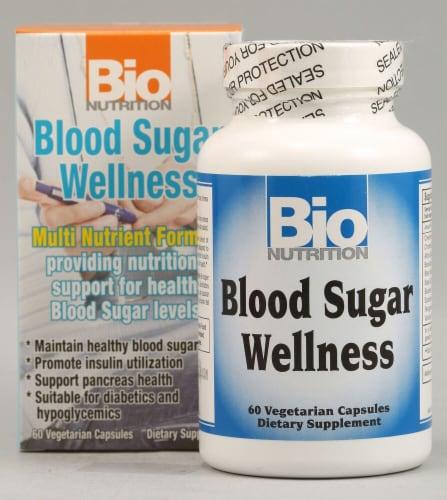 Bio Nutrition  Blood Sugar Wellness Perspective: front