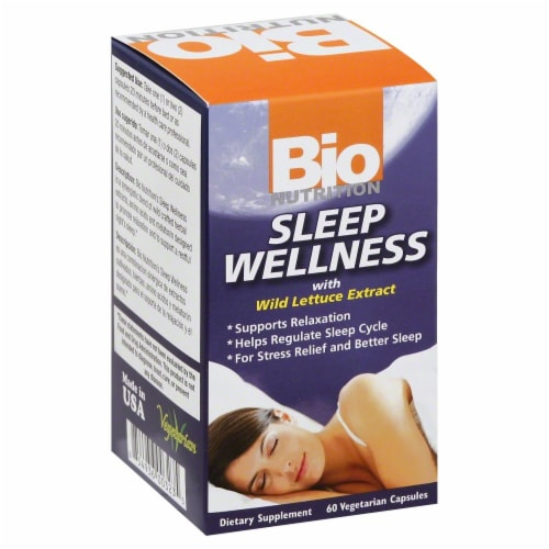 Bio Nutrition Inc Sleep Wellness Perspective: front