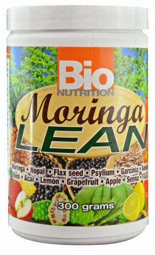 Bio Nutrition  Moringa Lean Perspective: front
