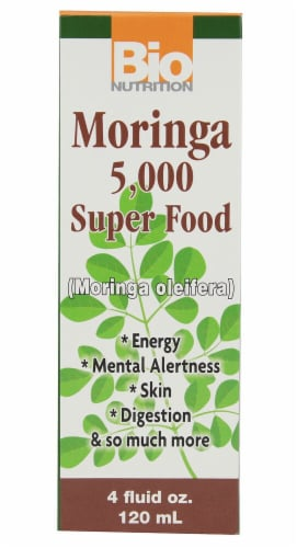 Bio Nutrition  Moringa 5000 Superfood Perspective: front