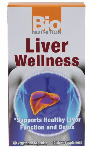 Bio Nutrition  Liver Wellness Perspective: front