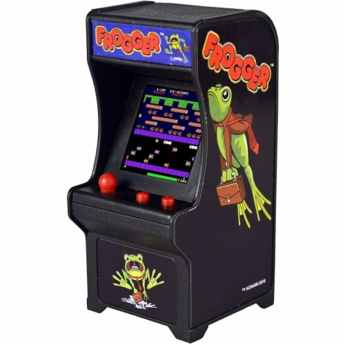 Tiny Arcade  Frogger Perspective: front