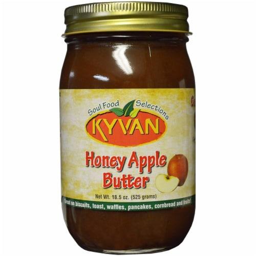 Kyvan Honey Apple Butter Perspective: front