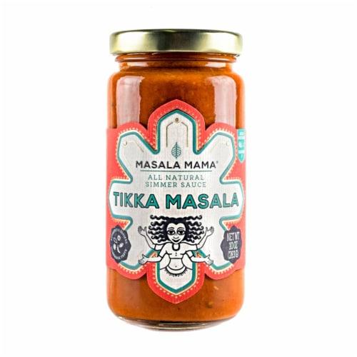 Masala Mama All Natural Tikka Masala Simmer Sauce Perspective: front