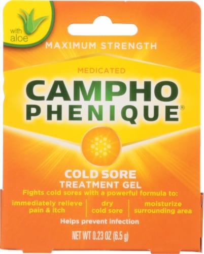 Campho-Phenique Cold Sore Treatment Perspective: front