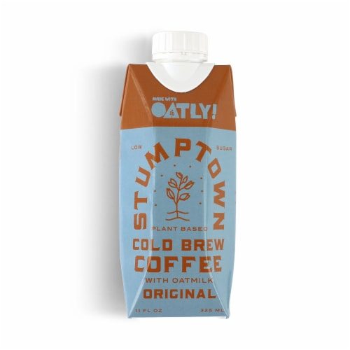 Stumptown Coffee Roasters Original Coldbrew With Oatmilk 11 Fl Oz Qfc