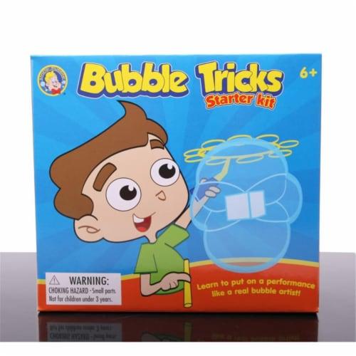 Uncle Bubble HD 128 Bubble Tricks Starter Kit Perspective: front