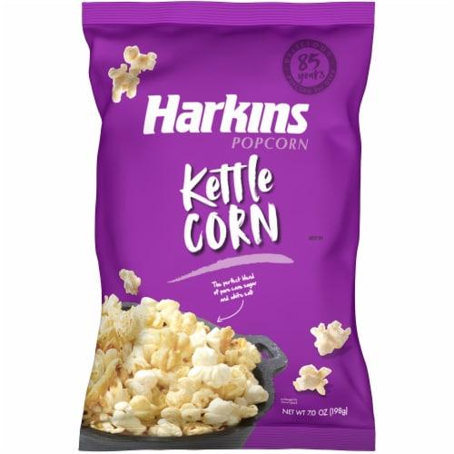 Harkins Kettle Corn Popcorn Perspective: front