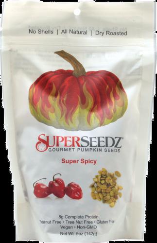 SuperSeedz Super Spicy Perspective: front