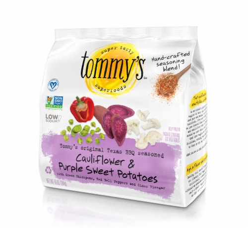 Tommy's Superfoods Cauliflower with Purple Sweet Potato Perspective: front