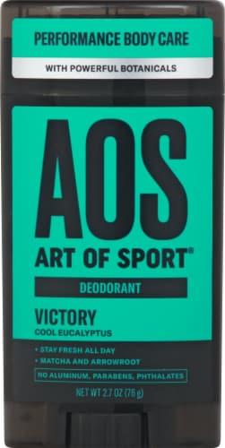 Art of Sport Victory Men's Deodorant Perspective: front