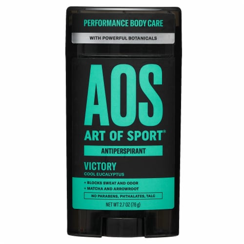 Art Of Sport Victory Men's Antiperspirant & Deodorant Perspective: front