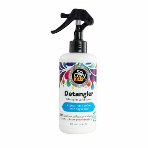 SoCozy Detangler & Leave In Conditioner Spray Perspective: front