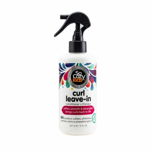 SoCozy Kids Curl Leave-In Conditioner Perspective: front