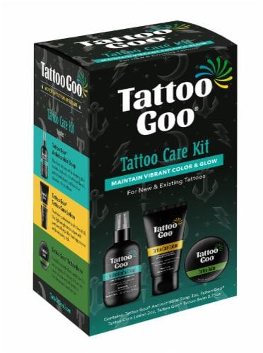 Tattoo Goo Tattoo Care Kit Perspective: front