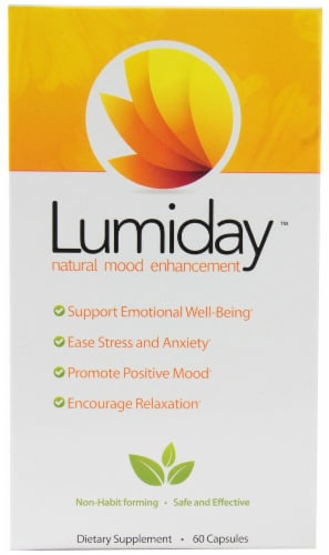 Lumiday  Natural Mood Enhancement Perspective: front