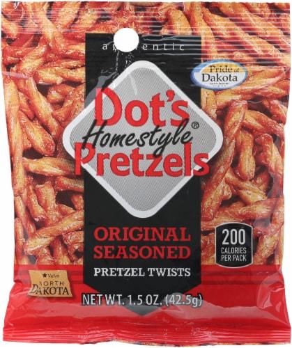 Dot's Homestyle Pretzels Perspective: front