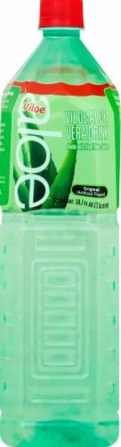 Viloe Original Aloe Vera Juice Drink Perspective: front