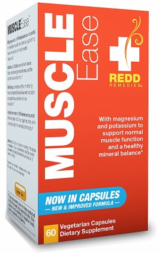 Redd Remedies  Muscle Ease Perspective: front