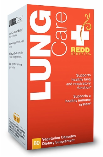 Redd Remedies  Lung Care™ Perspective: front