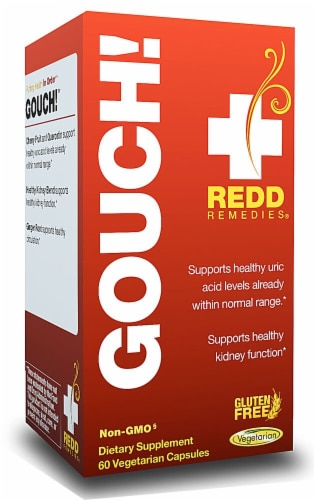 Redd Remedies  Goutch!™ Perspective: front