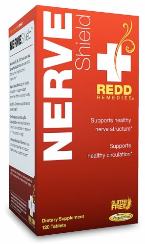 Redd Remedies  Nerve Shield™ Perspective: front