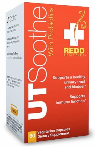 Redd Remedies  UT Soothe With Probiotics Perspective: front
