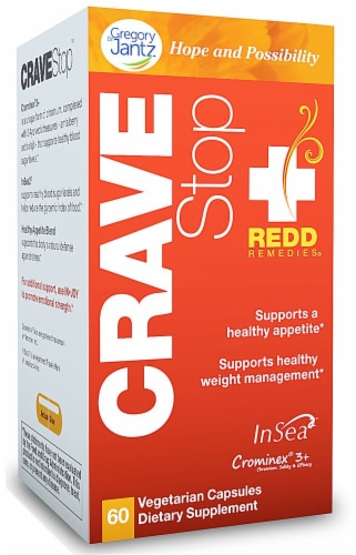 Redd Remedies  Crave Stop Perspective: front