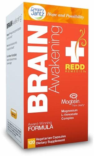 Redd Remedies  Brain Awakening™ Perspective: front
