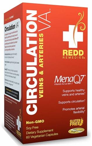 Redd Remedies  Circulation Veins & Arteries VA™ Perspective: front
