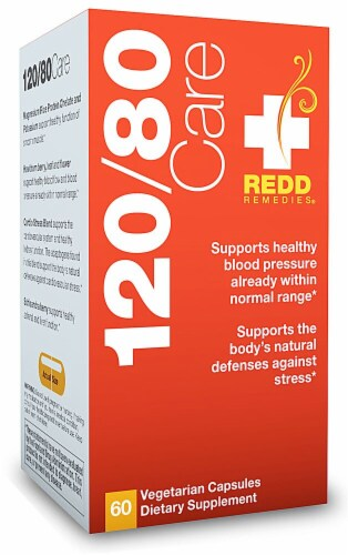 Redd Remedies  120-80 Care Perspective: front