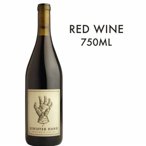 Owen Roe Sinister Hand Red Wine Perspective: front