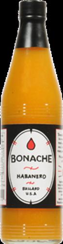 Bonache Habanero Hot Sauce Perspective: front