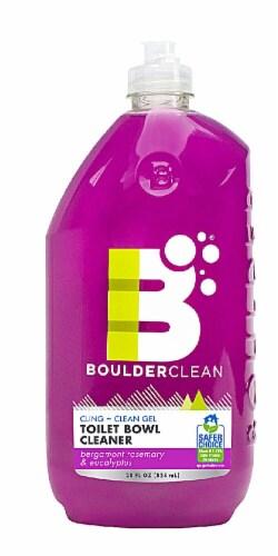 Boulderclean Berganot Rosemary & Eucalyptus Toilet Bowl Cleaner Perspective: front